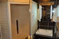 Luxusappartement mit Infrasauna in Cserkeszolo - Appartement Aqua Spa Wellness Cserkeszolo