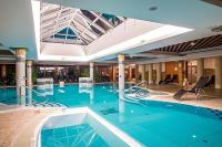 Hotel Aquarell - Schwimmbad im Wellness Hotel in Cegled - Wellness- und Kurhotel in Cegled, Ungarn