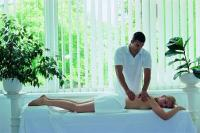Heilmassage im Danubius Health Spa Resort Heviz am Hevizer See