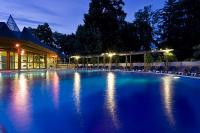 Kururlaub am Thermalsee von Heviz im Hotel Danubius Health Spa Resort Heviz