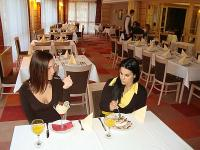 Restaurant im Hotel Drava Thermal in romantischer Atmosphere