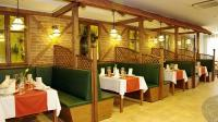 Wellnesshotel Gyula - elegantes Restaurant in dem superior Hotel in Gyula