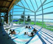 Hotel Marina Port - Wellness mit Panoramaussicht in Balatonkenese