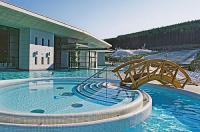 4* Wellnesshotel in Egerszalok mit Thermalfreibad